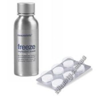Замораживающая маска для лица - Freeze capsuled mask, mesoestetic, 12 шт