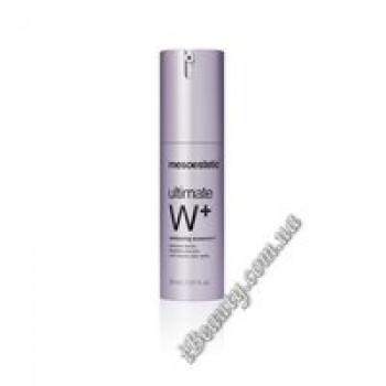 Ultimate W+ осветляющая сыворотка - Ultimate W+ whitening essence, mesoestetic, 30 мл