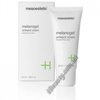 Крем против пигментации - Melanogel anti-spot cream, mesoestetic, 30 мл