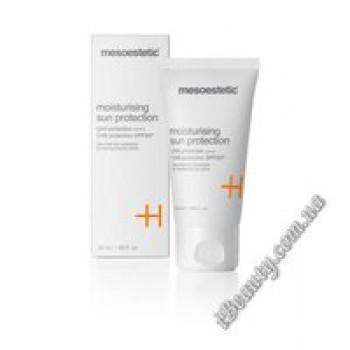 Крем для полной защиты от солнца 50+ - Moisturising sun protection, mesoestetic, 50 мл