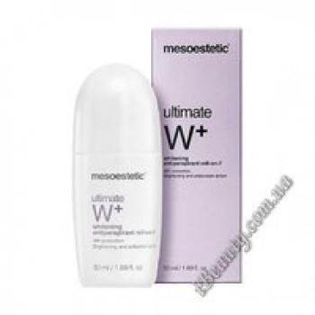 Ultimate W+ осветляющий шариковый дезодорант - Ultimate W+ antipersperant roll-on, mesoestetic, 50 мл