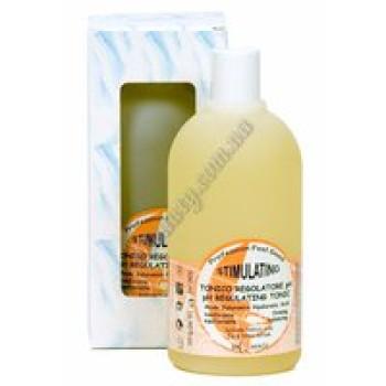 рH-регулирующий лосьон-тоник с гиалуроновой кислотой для всех типов кожи (STIMULATING pH REGULATING TONIC Hyaluronic Acid) M.Magi, 500 мл.