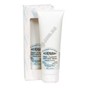 Успокаивающий крем с азуленом для чувствительной, дегидратированной кожи и кожи с куперозом (BIOREPARING SOOTHING CREAM Bisabolol) M.Magi, 250 мл