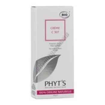 Матирующий крем «С 307» для жирной и комбинированной кожи Phyt's, 40 ml
