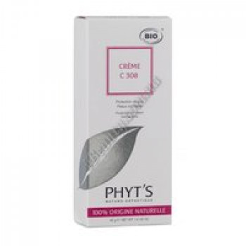 Баланс-крем «С 308» для нормальной и комбинированной кожи с увлажняющим эффектом Phyt's, 40 ml