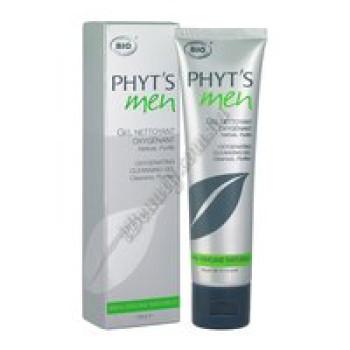 Гель для умывания «Женьшень + Кислород» для мужской кожи Phyt's, 100 ml