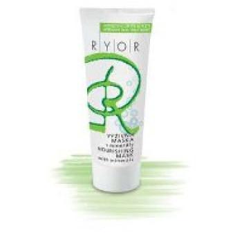 Питательная маска с минералами и протеинами Ryor, 100 мл