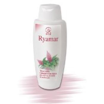 Молочко для тела с маслом амаранта Ryor, 300 мл