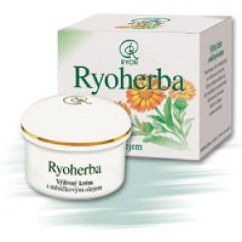 Питатательный крем с маслом календулы Ryor, 50 мл