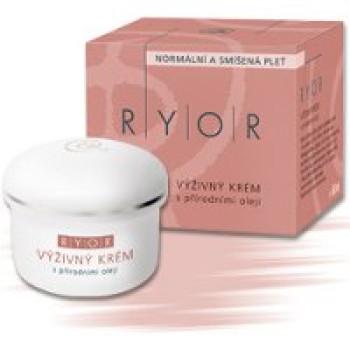 Питательный крем с натуральным маслом Ryor, 50 мл