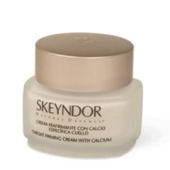 Крем, содержащий кальций, укрепляющий кожу шеи - Throat Firming Cream with Calcium Skeyndor, 50 ml
