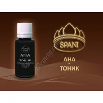 АНА-тоник (пре-пилинг тоник для лица и тела) Spani, 30 мл