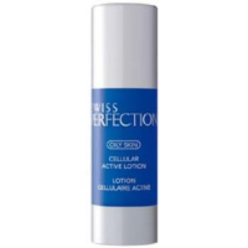 """Клеточный активный лосьон для жирной кожи Cellular Active Lotion """"Oily Skin""""30ml Swiss Perfection"""