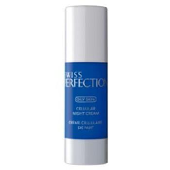 """Клеточный ночной крем для жирной кожи Cellular Night Cream """"Oily Skin"""" 30m Swiss Perfection"""