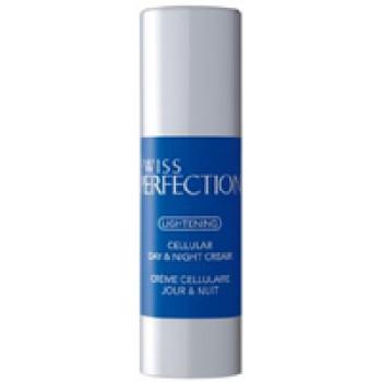 """Клеточный осветляющий дневной и ночной крем Cellular Day & Night Cream """"Lightening"""" 30ml Swiss Perfection"""