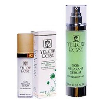 Сыворотка релаксант - Skin Relaxant Serum Yellow Rose, 30мл