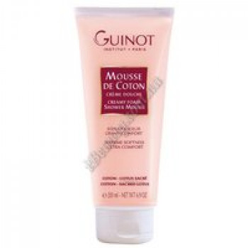 Крем - гель для душа Guinot, tube 200ml