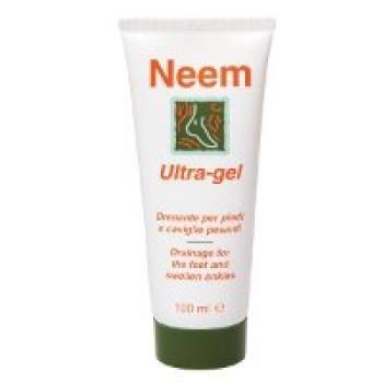NEEM Гель для снятия отеков на ногах - NEEM ULTRA-GEL Histomer, 100 мл