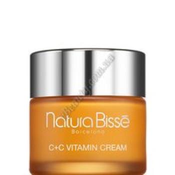 Крем с витаминами С+С  SPF 10 (для нормальной и сухой кожи) - C+C Vitamin Cream Natura Bisse, 75 мл