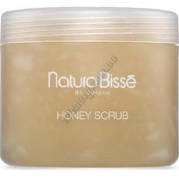 Медовый скраб - Honey Scrub Natura Bisse, 600 мл