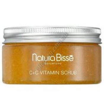 Антиоксидантный скраб C+C - C+C Vitamin Scrub Natura Bisse, 100 мл