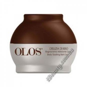 Успокаивающий крем для ванны SOOTHING BATH CREAM - Olos, 250 гр