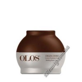 Тающий рисовый крем для похудения MELTING RICE CREAM elasticizing - Olos, 250 гр
