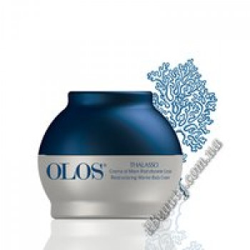 Восстанавливающий морской крем Restructuring cream - Olos, 250 гр