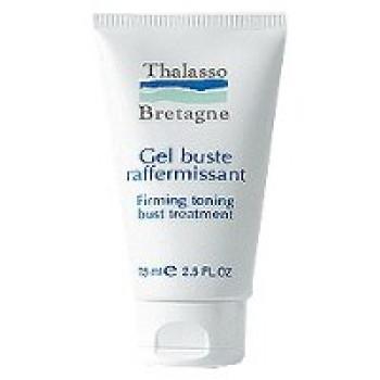 Гель для Бюста Тонизирующий и Укрепляющий - Firming Toning Bust Treatment Thalasso Bretagne, 75мл