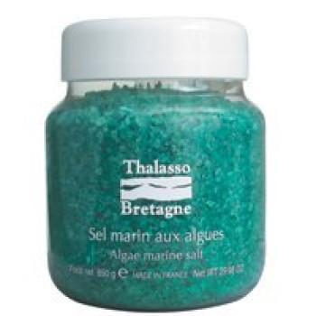 "Ванна ""Морская Соль с Водорослями"" - Algae Marine Salt Thalasso Bretagne, 850г"
