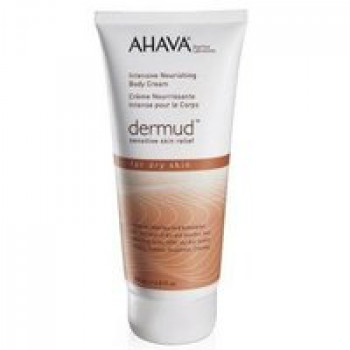 Крем питательный для тела - Ahava Dermud Intensive Nourishing Body Cream, 200 ml