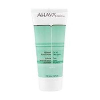 Крем минеральный для ног - Ahava Source Mineral Foot Cream, 100 ml