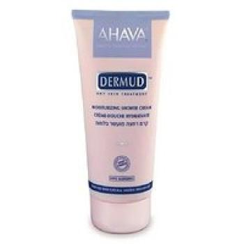 Крем для душа увлажняющий - Ahava Dermud Moisturizing Shower Cream, 200 ml