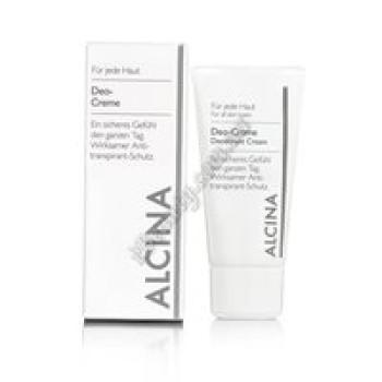Кремовый дезодорант Alcina, 50 ml