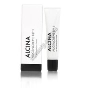 Крем для кожи вокруг глаз №1 Alcina, 15 ml
