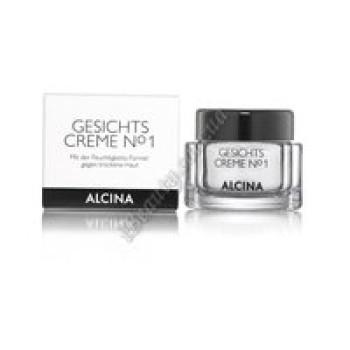 Крем для лица №1 Alcina, 50 ml