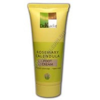 Крем для ног - Rosemary-Calendula Foot Cream Dr. Kadir, 100 ml