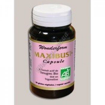 Максибюст, капсулы органические Effiderm, 90 Capsules