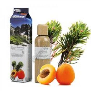 Увлажняющий пилинг «Нежный Абрикос + Душистая Сосна» для душа/ Peeling corpo albicocca & pino mugo EGO, 200 ml
