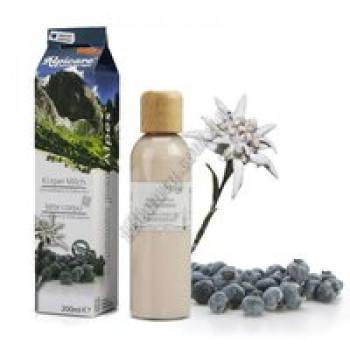 Нежное молочко «Альпийский Эдельвейс + Сладкая Черника» для рук, декольте и тела/Latte Corpo mirtillo nero & Stella alpine EGO, 200 ml