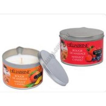 СПА-свечи для массажа - MASSAGE CANDLE Heliabrine, 150 гр