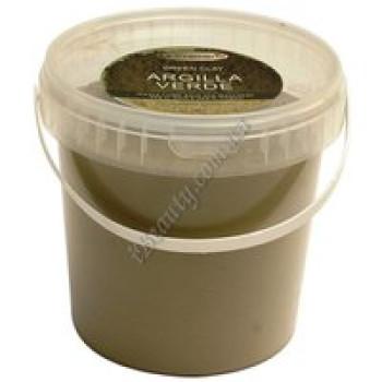 """Сухая глина для обёртывания """"Зелёная"""" / Dry clay La Cremerie, 1000 гр"""