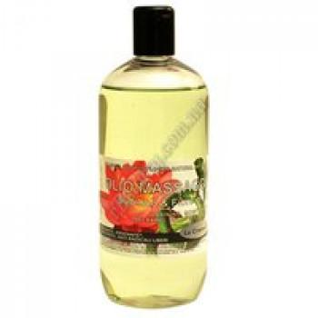 """Бамбук и цветок лотоса"" Массажное масло / Massage Oil La Cremerie, 500 мл"