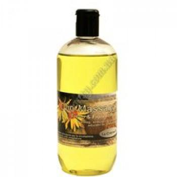 """""""Альпийские цветы"""" Массажное масло / Massage Oil La Cremerie, 500 мл"""