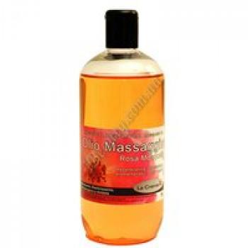 """Цветок шиповника"" Массажное масло / Massage Oil La Cremerie, 500 мл"