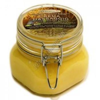 """""""Сезам, ладан и масло мирры"""" Крем для тела / Massage Cream La Cremerie, 500 мл"""