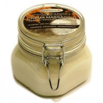 """""""Папайя и кокос"""" Крем для тела / Massage Cream La Cremerie, 500 мл"""