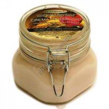 """""""Шампанское с лепестками роз"""" Крем для тела / Massage Cream La Cremerie, 500 мл"""