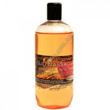 """""""Шампанское с лепестками роз"""" Массажное масло / Massage Oil La Cremerie, 500 мл"""