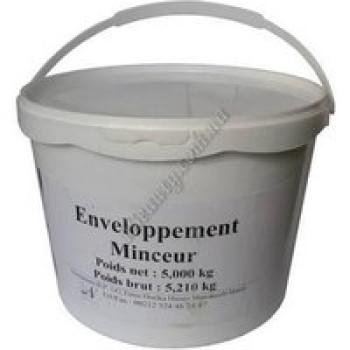 Обертывание для похудения (водоросли + гассул) для тела Nectarome, 0,5 кг